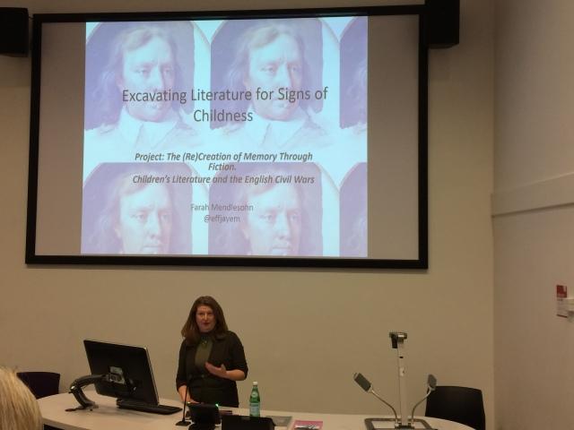 Farah Mendlesohn lecture